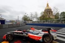 Qualifying Session.  Paris e-Prix,  Paris, France, Europe. Saturday 23 April 2016 Photo: Steven Tee /LAT/FE ref: Digital Image _H7I8404