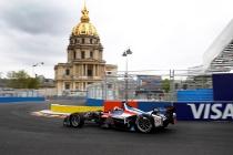 Qualifying Session.  Paris e-Prix,  Paris, France, Europe. Saturday 23 April 2016 Photo: Steven Tee /LAT/FE ref: Digital Image _H7I8618