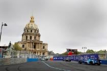 Qualifying Session.  Paris e-Prix,  Paris, France, Europe. Saturday 23 April 2016 Photo: Steven Tee /LAT/FE ref: Digital Image _H7I9029
