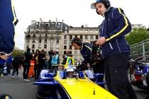 2015/2016 FIA Formula E Championship. Paris ePrix, Paris, France. Saturday 23 April 2016.  Photo: Steven Tee/LAT/Formula E ref: Digital Image _H7I9177