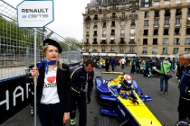 2015/2016 FIA Formula E Championship. Paris ePrix, Paris, France. Saturday 23 April 2016.  Photo: Steven Tee/LAT/Formula E ref: Digital Image _H7I9189