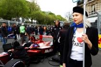 2015/2016 FIA Formula E Championship. Paris ePrix, Paris, France. Saturday 23 April 2016.  Photo: Steven Tee/LAT/Formula E ref: Digital Image _H7I9211