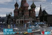 FIA Formula E, 9th race, Moscow