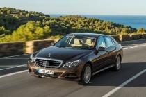 Mercedes-Benz E 300 BlueTec HYBRID, Limousine Elegance, (W 212), 2012, Lack: Dolomitbraun metallic, Ausstattung: Leder Exclusiv Seidenbeige/Espresso