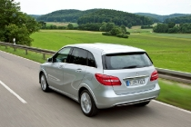 Mercedes-Benz B-Klasse, (W 242), 2012, Natural Gas Drive