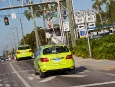 Mercedes-Benz B-Class F-Cell; Miami to Ft.Lauderdale