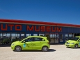 Mercedes-Benz B-Class F-Cell: San_Antonio_to_Fort_Stockton
