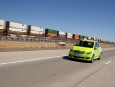 Mercedes-Benz B-Class F-Cell: Fort_Stockton_to_Las_Cruses NM