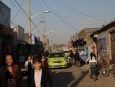 Mercedes-Benz B-Class F-Cell; Datong to Lingshi