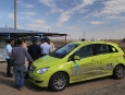 Mercedes-Benz B-Class F-Cell; Almaty to Balkash