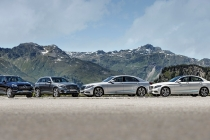 Mercedes-Benz und smart auf e-Mission im Montafon Mercedes-Benz and smart on e-mission in Montafon