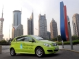 Mercedes-Benz B-Class F-Cell World Drive; Shanghai