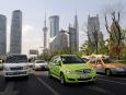 Mercedes-Benz B-Class F-Cell; Shanghai