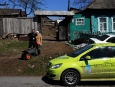Mercedes-Benz B-Class F-Cell; Chelyabinsk to Ufa