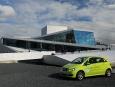 Mercedes-Benz B-Class F-Cell; Oslo