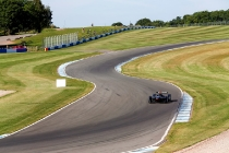 FIA Formula E Season 3 Testing - Day Two.  Donington Park Racecourse, Derby, United Kingdom. Wednesday 24 August 2016. Photo: Adam Warner / LAT / FE. ref: Digital Image _14P2309