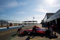 FIA Formula E Season 3 Testing - Day Two. Donington Park Racecourse, Derby, United Kingdom. Photo: Alastair Staley / LAT / FE. ref: Digital Image 580A8138