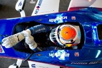 FIA Formula E Season 3 Testing - Day Two. Donington Park Racecourse, Derby, United Kingdom. Photo: Alastair Staley / LAT / FE. ref: Digital Image 580A8238