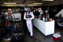 FIA Formula E Season 3 Testing - Day Two. Donington Park Racecourse, Derby, United Kingdom. Photo: Alastair Staley / LAT / FE. ref: Digital Image 580A8244