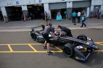 FIA Formula E Season 3 Testing - Day Two. Donington Park Racecourse, Derby, United Kingdom. Photo: Alastair Staley / LAT / FE. ref: Digital Image 580A8441