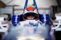 FIA Formula E Season 3 Testing - Day Two. Donington Park Racecourse, Derby, United Kingdom. Photo: Alastair Staley / LAT / FE. ref: Digital Image 585A1225