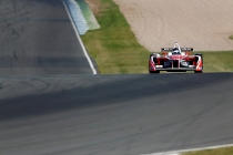FIA Formula E Season 3 Testing - Day Two.  Donington Park Racecourse, Derby, United Kingdom. Wednesday 24 August 2016. Photo: Adam Warner / LAT / FE. ref: Digital Image _L5R0337