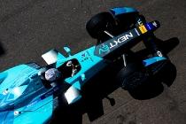 2015/2016 FIA Formula E Championship. Testing, Punta del Este, Uruguay. Sunday 20 December 2015. Nelson Piquet (BRA), NEXTEV TCR FormulaE 001. Photo: Zak Mauger/LAT/Formula E ref: Digital Image _L0U9756