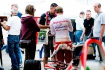  Driver: Nick Heidfeld  Team: Mahindra Racing  Number: 23  Car: M4 Electro   Photographer: Lou Johnson  Event: Goodwood Festival of Speed  Circuit: Goodwood Hillclimb  Location: Chichester  Series: Formula E  Season: 2017  Country: UK 