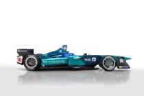 NIO Formula E Team Season 4 Car.