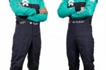 NIO Formula E Team Driver Portraits.