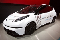 Nissan CEO Carlos Ghosn announces at CES breakthrough technologies and partnerships to deliver zero-emissions, zero-fatality mobility