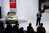 Nissan Innovation on Stage at L.A. Auto Show