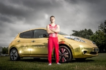 nissan-ambassador-max-whitlock-receives-his-gold-all-electric-nissan-leaf-5