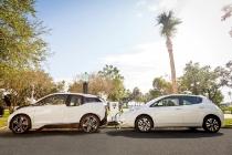Nissan e BMW firmam parceria para instalar carregadores rápidos de veículos elétricos nos EUA