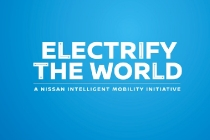 Electrify the World - logo