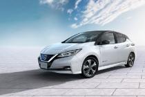 Новый Nissan Leaf получил свою первую международную награду
