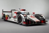 Audi R18 e-tron quattro #7 (Audi Sport Team Joest), Marcel Fässler, André Lotterer, Benoît Tréluyer