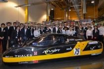 UNSW Solar Racing Team Sunswift