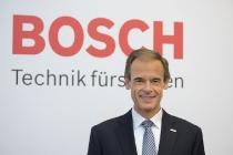 Bilanz-Pressekonferenz 2015 der Robert Bosch GmbH am 29.4.2015 in Gerlingen-Schillerhöhe