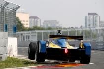 FIA Formula E - Qualifying  Beijing E-Prix, China Saturday 13 September 2014.  Photo: Sam Bloxham/LAT/ Formula E ref: Digital Image _G7C1786