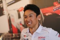 Kazuki Nakajima (JPN)   TOYOTA GAZOO  Racing.  Le Mans 24 Hours Race, 12th to 18th June 2017 Circuit de la Sarthe, Le Mans, France.
