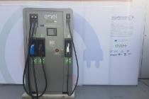 Progetto EVA+: inaugurata la colonnina di ricarica veloce presso il distributore IP di Cormano