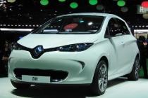 2013 Renault Zoe auto elettrica (modello europeo), al 2012 Salone dell'auto di Parigi02