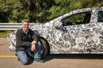 Camouflage Engineers Aid 2016 Chevrolet Volt Development
