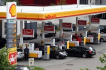 shell-fuel-station-in-europe