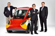 Gordon Murray, Shell Concept Car, Hidehito Ikebe and Bob Mainwaring