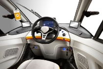 Shell Concept Car_Dashboard