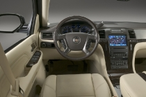 2007 Cadillac Escalade. X07CA_ES009