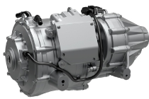 XC90 T8 Twin Engine ? integrated electric drive unit
