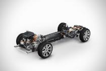 Groupe motopropulseur du nouveau Volvo XC90 T8 Twin Engine